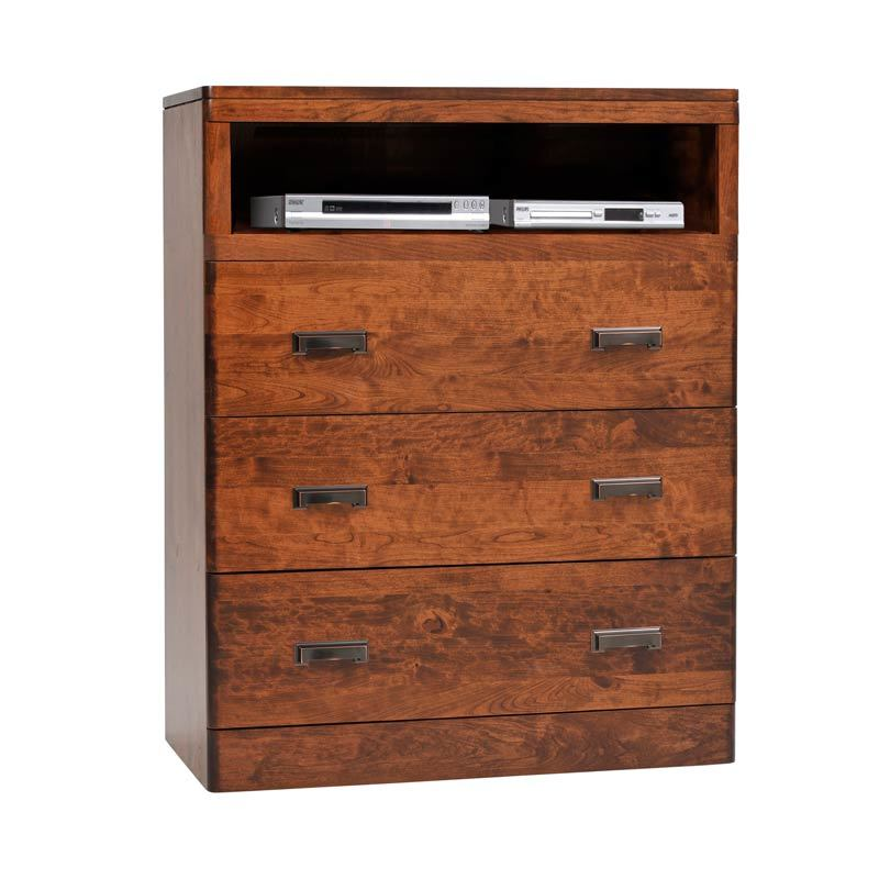 Crossan Chest with Shelf
