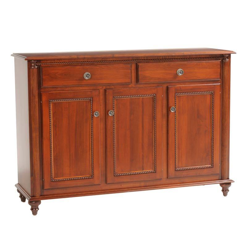 f r elise sideboard millcraft furniture. Black Bedroom Furniture Sets. Home Design Ideas