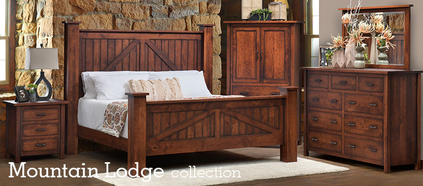 Mountain Lodge Collection Millcraft Furniture