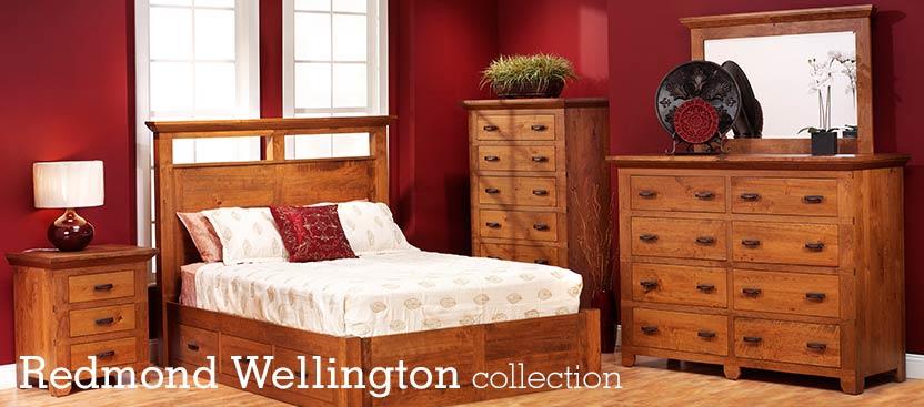 Redmond Wellington Collection | Millcraft Furniture