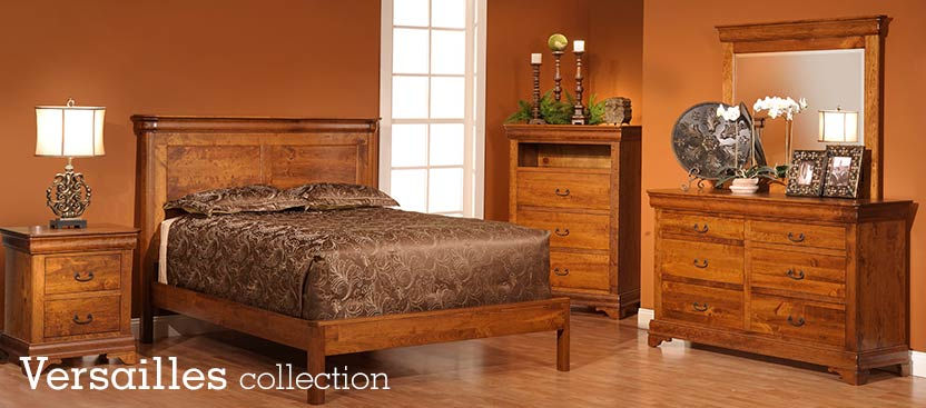 Versailles Collection Millcraft Furniture